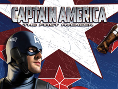 Captain America Party Supplies