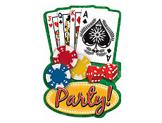 Poker Party Supplies