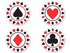 Casino Party Supplies and Printable Games for Theme Parties