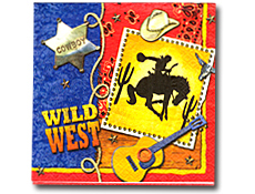 Country Western Party Supplies