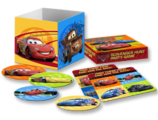 Disney Cars Party Supplies
