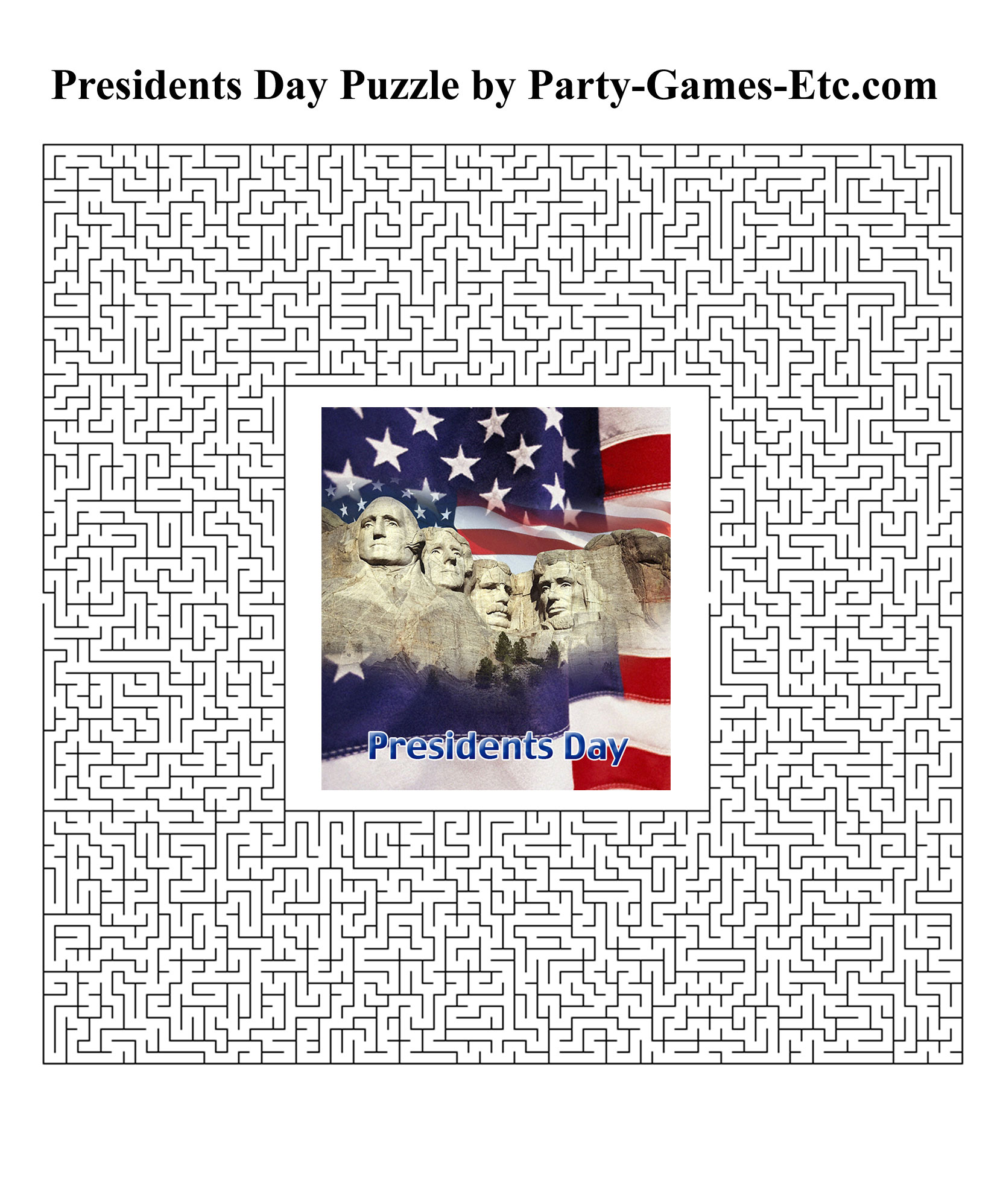 presidents day party games free printable games and activities