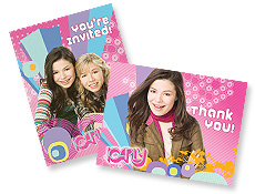 iCarly Party Supplies