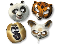 Kung Fu Panda Party Supplies