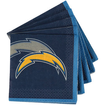 Los Angeles Chargers Party Supplies