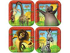 Madagascar Party Supplies