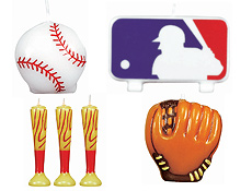 MLB Baseball Party Supplies