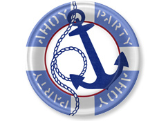 Nautical Party Supplies