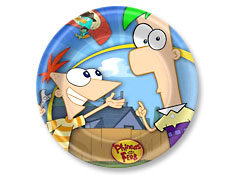 Phineas and Ferb Party Supplies