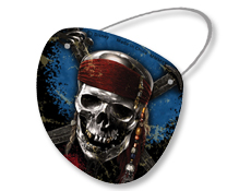 Pirates of the Caribbean Party Supplies