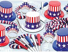 Presidents Day Party Supplies