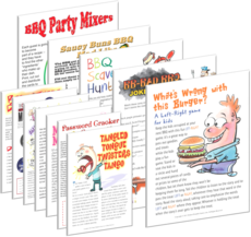 All BBQ Games + FREE Party Games