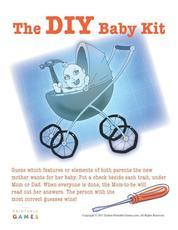 The DIY Baby Kit