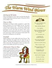 Bar & Bat Mitzvah: The Warm Wind Blows