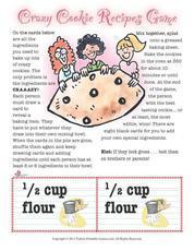Crazy Cookie Recipes