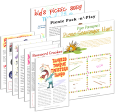 All Picnic Games + FREE Party Games