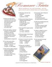 Printable Adult Party Game