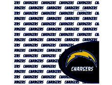 San Diego Chargers Party Supplies