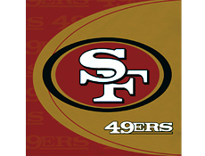 San Francisco 49ers Party Supplies