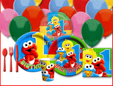 Sesame Street Abby Cadabby Party Supplies ...  sc 1 st  Party Games Etc & Sesame Street Abby Cadabby Party Supplies and Printable Games for ...
