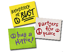 Woodstock Party Supplies