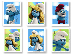 Smurfs Party Supplies