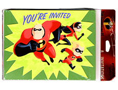 The Incredibles Party Supplies