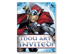 Thor: The Mighty Avenger Party Supplies