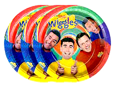 Wiggles Party Supplies