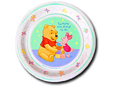Winnie the Pooh Birthday Party Supplies picture 5