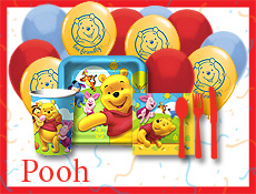 Winnie the Pooh Birthday Party Supplies picture 4