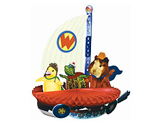 Wonder Pets Party Supplies